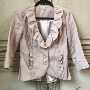 Dusty pink jacket